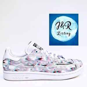 adidas STAN SMITH DISNEY MICKEY MOUSE  3D pattern